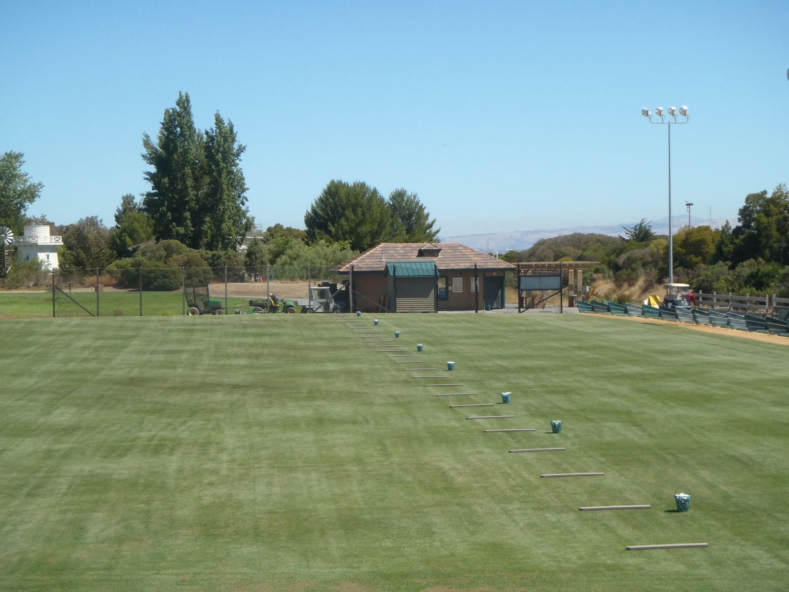 Shoreline Golf Links Facilities - Mountain View Golf